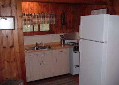 Balsam Slumber kitchen