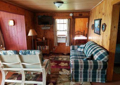 Snug Harbor Family-TV Room